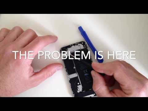 How to fix iphone 4 if you do not hear during the call but microphone works