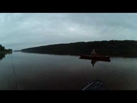 Джиг на Вятке. Многодневная рыбалка, незабываемый отпуск. Часть 3. Вятский рыбак.