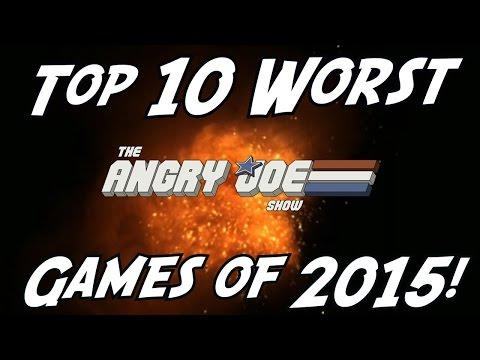 Top 10 WORST Games of 2015!