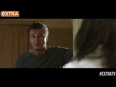 Why Liam Neeson Needed So Many Takes for This Scene with Olivia Wilde