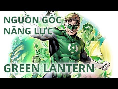 Green Lantern - NGUỒN GỐC & SỨC MẠNH thumbnail