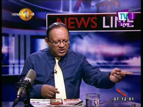 news line tv1 31st j|eng