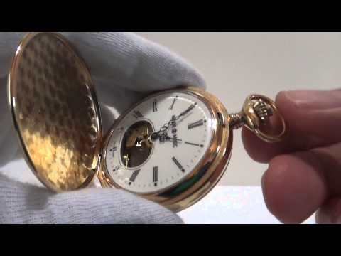 Reuge musical pocket watch