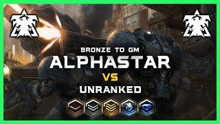 Terran Time! AlphaStar Bronze to GM Ep1 [TvT] Deepmind A.I. Starcraft 2