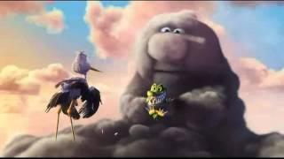Câu chuyện những đám mây: Hoạt hình tình bạn ý nghĩa