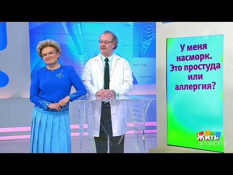 0 - Як відрізнити алергію від застуди