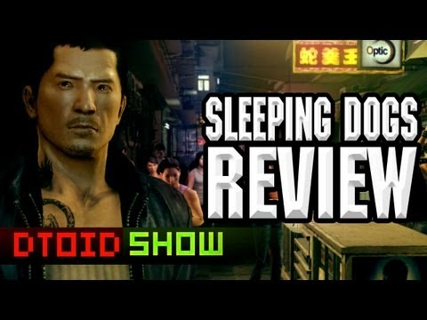Sleeping Dogs Video Review! Destructoid Show