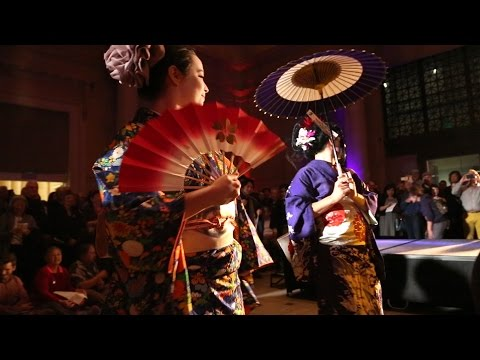 Sex, Seduction And Samurai At The Asian Art Museum | Kqed Arts video