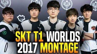 SKT T1 Worlds 2017 Montage ( Legends Never Die ) Best of SKT T1 Worlds 2017   SKT T1 Worlds 2017