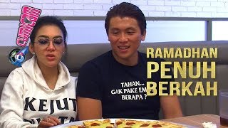 Pengakuan Syahrini Jalani Ramadhan Pertama dengan Keluarga Reino - Cumicam 15 Mei 2019