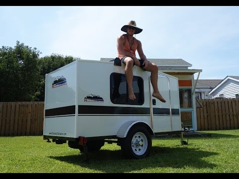A Quick Tour of My New Runaway Camper