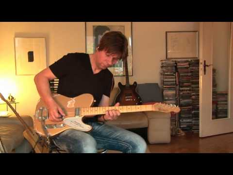 Part 3 Greg Hilden Showcases RebelRelic TG2 Custom Deluxe Shoreline Gold