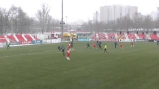 26.11.2016 «Спартак-2» - «Шинник» (1:2)
