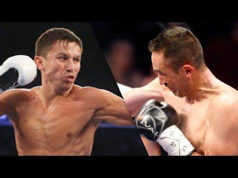 GGG Gennady Golovkin vs Marco Antonio Rubio - HIGHLIGHTS
