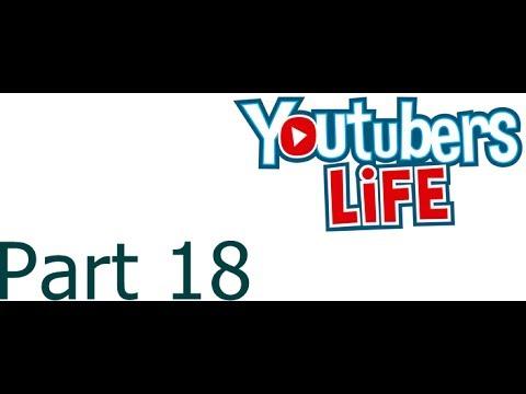 Lets Play Youtubers Life Part 18 spiele kaufen und ich nehme mit jemanden was auf
