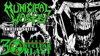 MUNICIPAL WASTE - Amateur Sketch (audio)