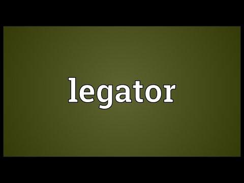 Header of legator