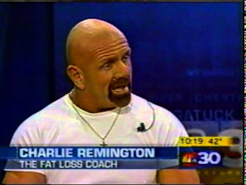 The Fat Loss Coach, Charlie Remington on the News!