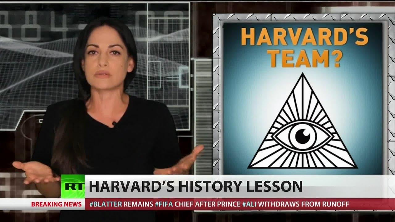 Evil Right Wing Harvard's True Right-wing
