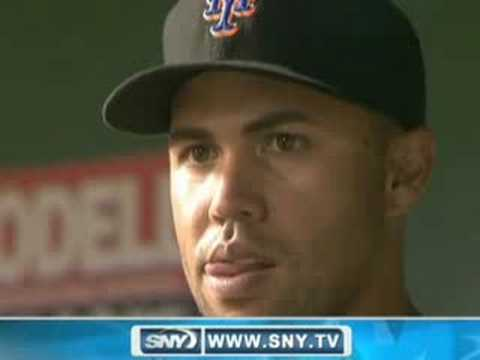 SNY.tv - Carlos Beltran Postgame 9/17/08 Video