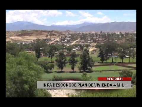 17/09/2014 - 13:00 INRA DESCONOCE PLAN DE VIVIENDA 4 MIL