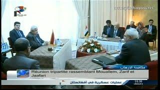 video Bogdanov à #Damas examiner les moyens de #résoudre la #crise #Syrie - #Tehran: #Clôture de travaux de la #conférence sur le #rejet de la #violence et de l'#extrémisme - Mouallem-Chamkhani...