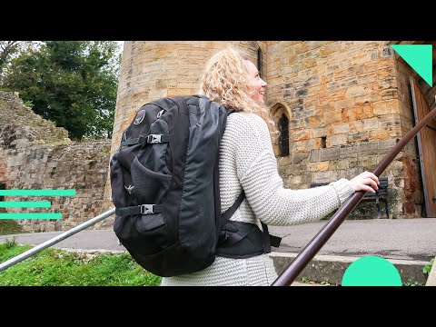 Osprey Farpoint 40 Backpack Review - 1 Year Test | Popular Travel Pack | Women's & Men's Perspective