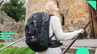 Osprey Farpoint 40 Backpack Review - 1 Year Test   Popular Travel Pack   Women's & Men's Perspective