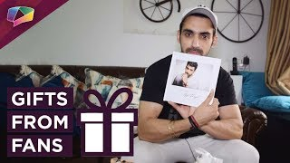 Arjit Taneja Receives Gifts From His Fans | Exclusive Interview