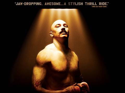 Bronson Official HD Full online NOW ON DVD