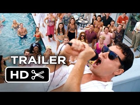 The Wolf Of Wall Street Official Trailer 2 2013 Leonardo ...