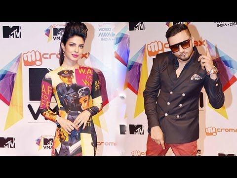 Yo Yo Honey Singh Raps Brown Rang Song  For Priyanka Chopra video