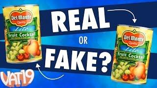 Real or Fake Challenge