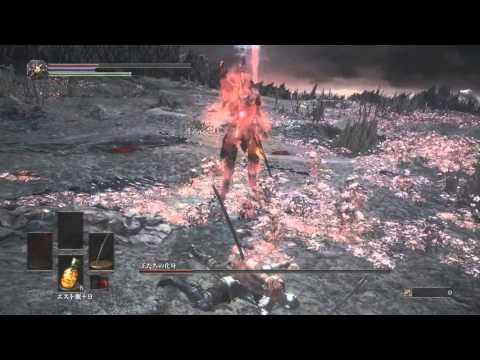 Dark Souls 3 - Soul of Cinder Final Boss Fight Walkthrough [1080P HD]