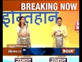 India TV Samvaad session with Sambit Patra, Priyanka Chaturvedi and Sudhindra Bhadoria