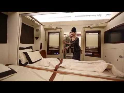 Trying Out The Singapore Airlines Airbus A380