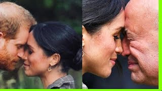 "Prince Harry and Meghan ""HONGI"" en Wellington, Nueva Zelanda 