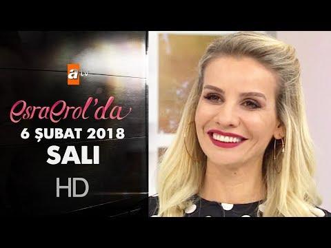 Esra Erol'da 6 Şubat 2018 Salı - 542. bölüm