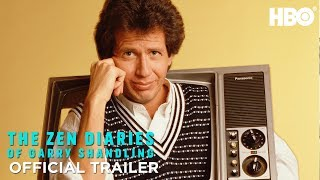 The Zen Diaries of Garry Shandling | Official Trailer | HBO