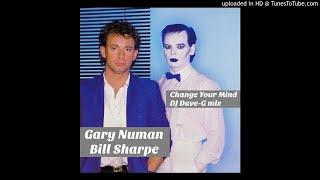 Gary Numan - Change your Mind (DJ Dave-G mix)