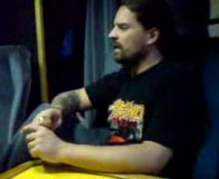 Interview with Andreas Kisser from Sepultura