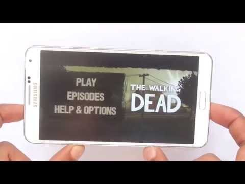 The Walking Dead: Season One Gameplay Android HD