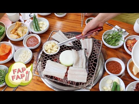 The Eatyourkimchi Road Trip: Korean Grilled Eel