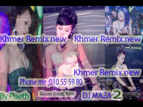Sapno Mein Fadee Djmaza Unreleased  Khmer Song Remix New video