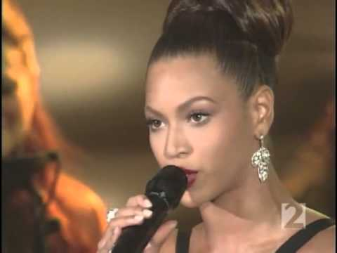 Beyoncé – Listen (live at Oprah) 2006