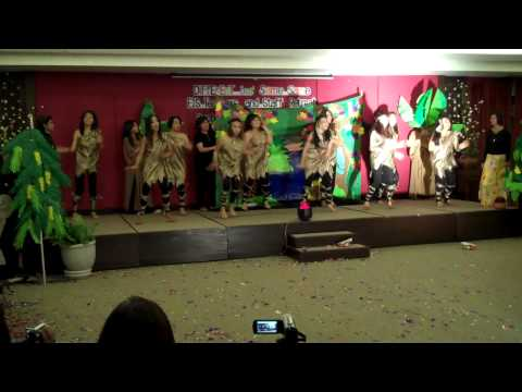 Waka Waka-Shakira. Ekamai International School. Faculty/Staff Variety Show.