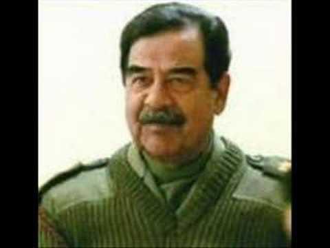 الشهيد صدام حسين المجيد ابو عدي