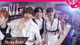 [2018MAMA x M2] 스트레이 키즈(Stray Kids) Ending Finale Self Camera in KOREA
