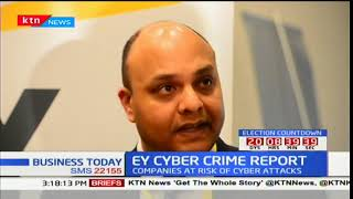 EY CYBER CRIME REPORT! Companies at risk of cyber attacks