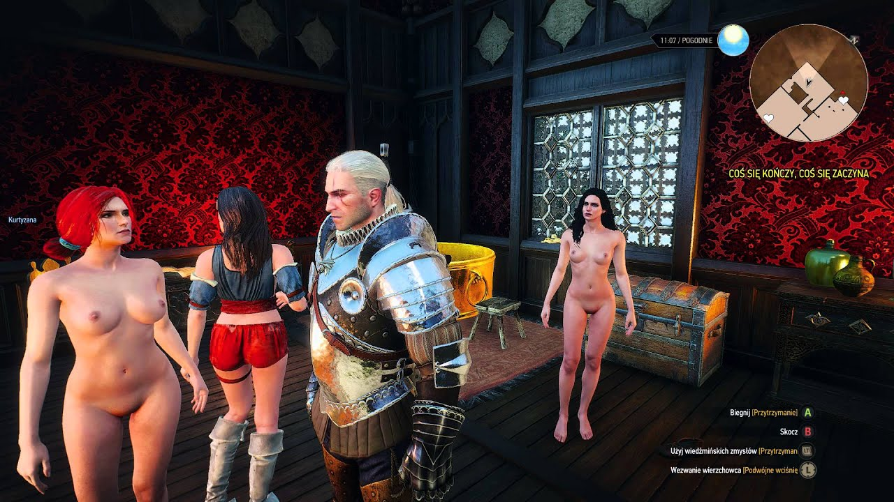 The witcher 2 xxx mods smut pics